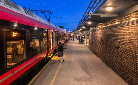 UNNGÅ DETTE: Det anbefales å ikke bruke blant annet tog til Oslo.