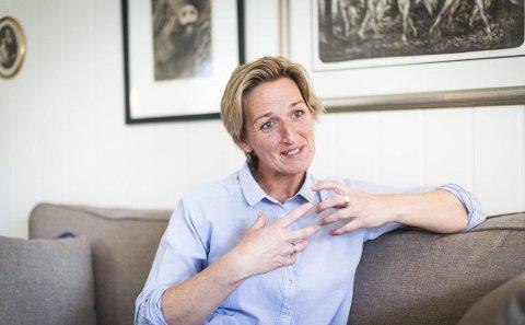DIREKTØR: Janka Ekrem Holstad fra Son ser fram til å jobbe som direktør for helse og velferd i Fredrikstad kommune.