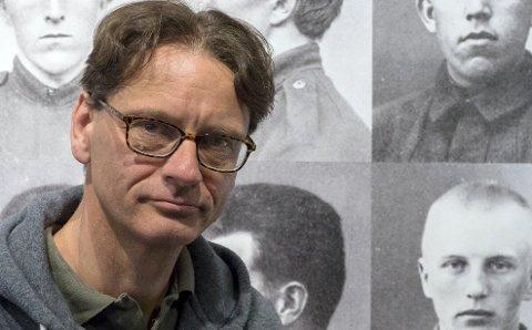 Kommer: Jon R. Kyllingstad har skrevet bøker om raseforskningen i Norge. Den foregikk blant annet på Biologen i Drøbak.