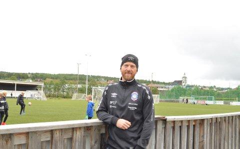 - De aller viktigste for klubben er medlemmene våre, sier Røros ILs nye styreleder, Vidar Kojan Grind.