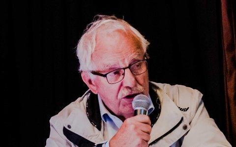 VIL HA ALTERNATIV PLASSERING FOR HUNDESKOLE: Arne Hillestad (FrP).