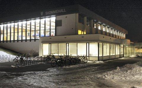 Kan åpne igjen: Sunndal svømmehall er blant tilbudene som kan åpne igjen innenfor samme smittevernregime som før nyttår.
