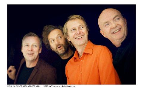 deLillos skal spille på Skandsen under neste års Musikkfestuke. Det er nå solgt tusen billetter til konserten.