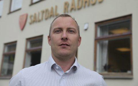Store endringer: Rådmann Ronny Seljeseth har lagt fram et spareforslag, der kommunen skal spare over åtte millioner kroner, og det går på bekostning av flere i Saltdal.