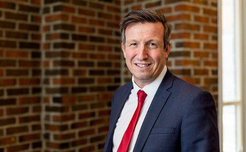 Kjell Giæver, leder for Petro Arctic.