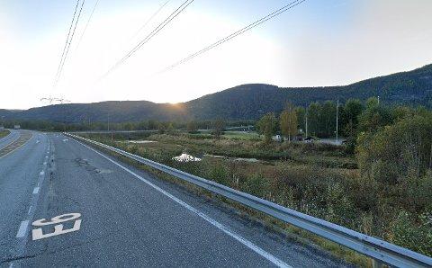 Nerauran rasteplass, som ligger ved E6 på Rognan. Foto: Google maps/skjermdump