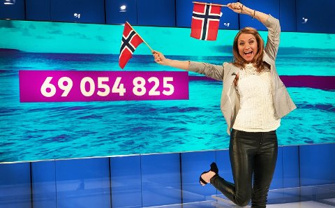 En nordmann stakk av med over 69 milioner kroner i Vikinglotto onsdag, men Norsk Tipping klarer ikke å få tak i vinneren.