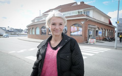 Pop up: Anette Sand Schei er blant dem som blir å finne i pop up-butikken førstkommende helg.