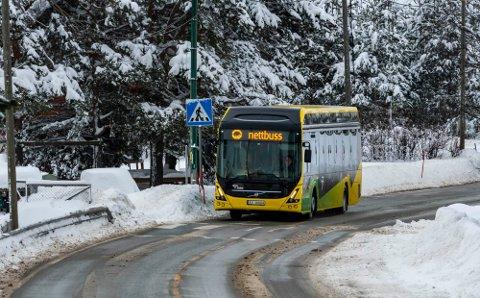 – De første elektriske bussene begynte å kjøre på mandag denne uken