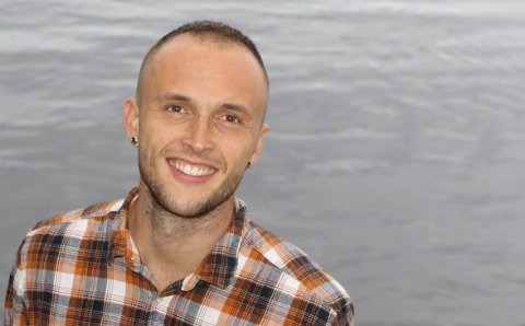 DEDIKERT: Steffen Winterthun har gitt opp mykje for å kune satse på fridykking som hovudhobby.