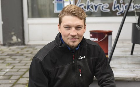 LIVET I GET-LIGAEN: Arttu Niskakangas liker seg på toppnivå, men er mer borte fra familien hjemme, og jobben, enn tidligere.
