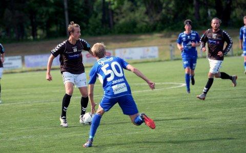 LANDSLAG: Adnan Hadzic er tatt ut til det norske G18-landslaget.