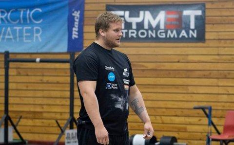 Even Idland deltok i helgen på Rogalands sterkeste mann. Han havnet på en tredjeplass og var dermed på pallen for andre år på rad.