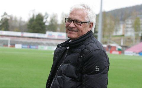 TAKKER FOR SEG: Etter 40 år som spiller og ildsjel i KIL, sender Olav Nysæter stafettpinnen over til andre frivillige.
