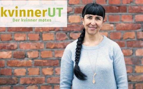Sosan Asgari Mollestad fra prosjektet kvinnerUT flyttet til Norge i 1984, og har med seg en sterk historie om egne erfaringer.