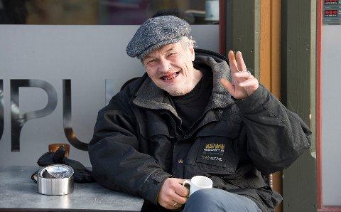 KJENT LILLEHAMRING: Gunnar Kollstad (1958-2020) ga hele sin formue til Lillehammer kommune.
