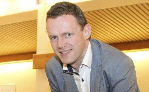 Utfordrer: – Hva mener resten av partiene i kommunestyret om skolestruktrur, utfordrer Pål-Arne Oulie (Sp).