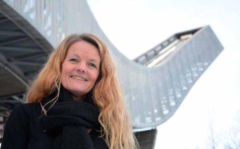 NY DIREKTØR: Birgitte Espeland blir ny direktør på Kistefos.