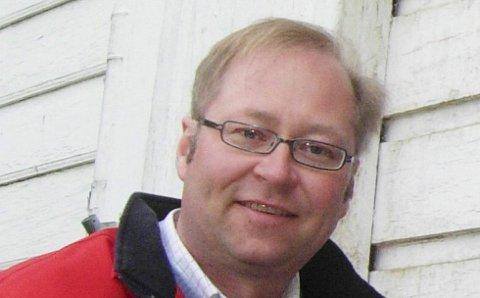 REAGERER: Jens Bakke i Halden Sp.