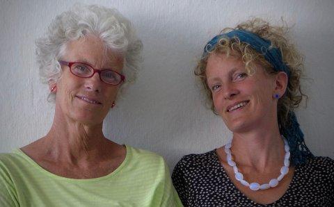 Elise Helland-Hansen og Ida C. Helland-Hansen