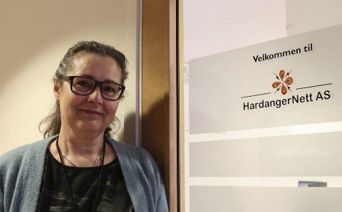 Kundene har ikke grunn til å være bekymret, sier Sunniva Børve Lund i HardangerNett AS
