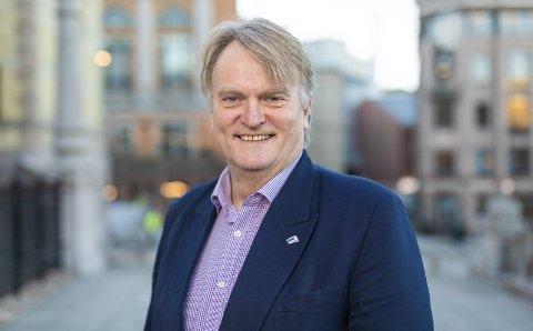 Ove Trellevik: Stortingsrepresentanten frå Høgre seier det kan komme nye kompensasjonspakkar til kommunane i løpet av 2021. Foto: Hans Kristian Thorbjørnsen