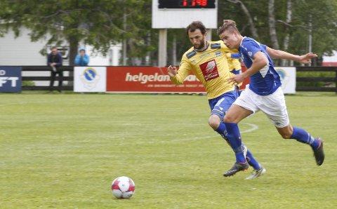 TO TAP: Både Oscar Kapskarmo og MIL og Martin Dimov og SIL tapte sine kamper i Bodø i helga. Foto: Per Vikan