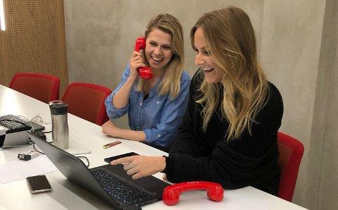 REKORD: 63 spillere fikk Telefonen fra Hamar, og ble med det nybakte millionærer på påskeaften. Norsk Tipping fikk imidlertid ikke kontakt med mosjøkvinnen som vant 1,6 millioner kroner. Foto: Gro Synstad