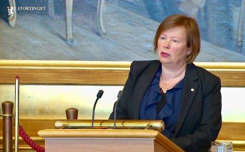 Høyere utdanning diskuteres på Stortinget