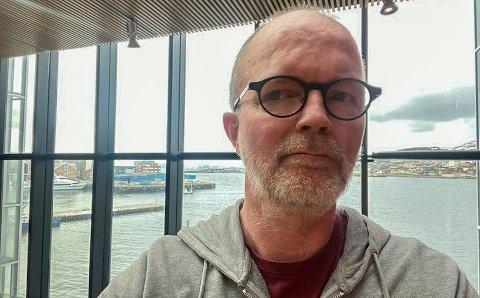 ÅPENHET: - Vi må kreve at Equinor er åpne med hvordan de retter opp i dette, sier småbarnsfar Sverre Gjørvad.