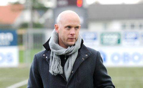 VIL AVSLUTTE MED MEDALJE OG NM-GULL: Klepp-trener Olli Harder.