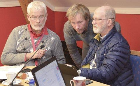 Strengt: Bygningssjef Per Arstein har lagt fram en streng vurdering av utbygginger i skjærgården. Det er i tråd med flertallspartienes politiske signaler.