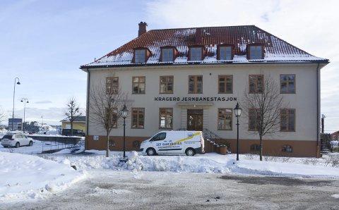 IKKE NAV: Det blir ingen leieavtale mellom Nav og kommunen om Jernbanebygget. Nå må kommunen se etter andre offentlige tjenester som kan flytte inn.FOTO: PER ECKHOLDT