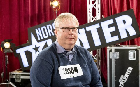 Arne Torget (52) fortel at det ikkje var heilt forventa at han skulle få ja frå dommarane. Sjølv var han ikkje nøgd etter framføringa.