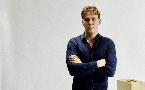 PENGER TILBAKE: – Ekstremt mange som tar i bruk appen vår får penger tilbake på kjøp de har gjort, forteller gründer og daglig leder Henrik Johannessen i Tjommi.
