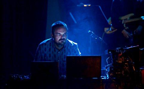 JANUAR: Morten Qvenild fra Kongsberg er kanskje mest kjent som jazzmusiker, men i januar skal han holde konsert i regi av Viseklubben Christian.