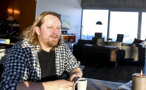 Ordførerkandidat: Morgan Langfeldt er Frps ordførerkandidat og på toppen av list til årets kommunevalg. Arkivfoto: Pål A. Næss
