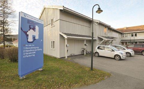 Svolvær omsorgssenter:  Varslingen fra pasientrommene til personalet fungerer igjen, men deler av systemet er fortsatt ustabilt. Foto: Knut Johansen