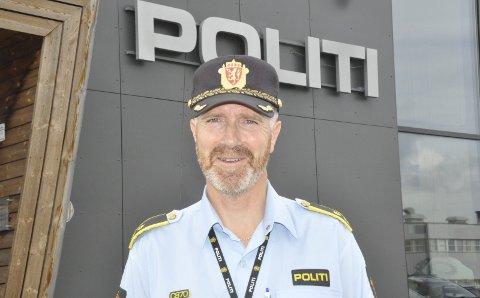 Ruskontrakt: – Det handler om å få penslet rusmisbrukere inn på det forebyggende sporet raskt, sier politioverbetjent Terje Pedersen.Arkivfoto