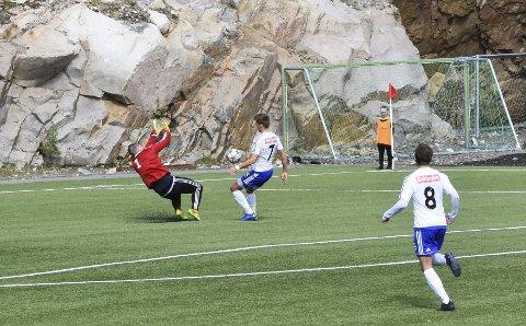 FK Lofoten tapte onsdag borte mot Landsås.