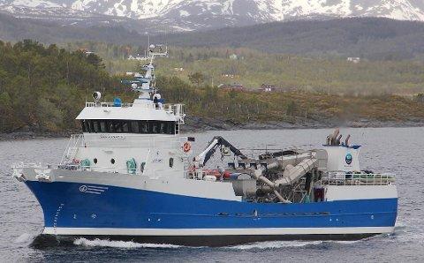 """SOLGT: """"Korsholmen"""", som er bygget i 2001 er nå solgt."""