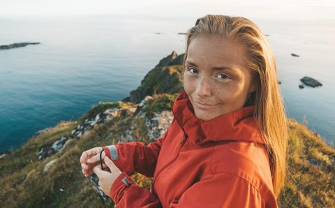 Celine Christin Brox Østby.