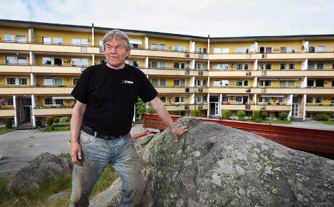 Rune Eriksen er styreleder i Gjerrebogen 1 borettslag. Han bekrefter at det er behov for oppfølging av nyankomne flyktninger når det gjelder håndtering og ivaretagelse av boliger.