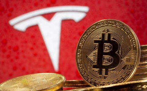 SPREKKFERDIG BOBLE? Bitcoin-kursen gikk i taket da det ble kjent at Tesla hadde investert milliarder i kryptovalutaen. Norske økonomer kommer med knallhard dom.