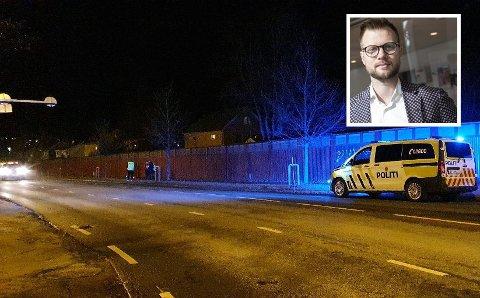 Espen Rønneberg er daglig leder i Ryde og synes ulykken som skjedde på Nardo forrige fredag er forferdelig.