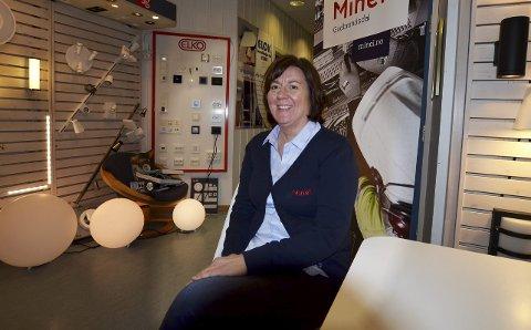 Stå sterkere: Daglig leder for Minel Gudbrandsdal, Susann Endrestad, sier bakgrunnen for fusjonen var ønske om å stå sterkere i markedet og ha bredere kompetanse.