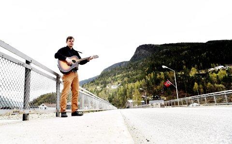 Aktuell: 6.september er Vebjørn Bråthen ute med ny singel.Foto: arkiv