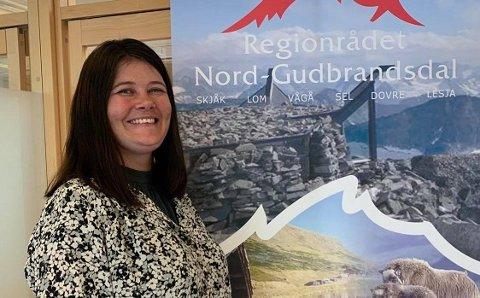 Prosjektleder: Iselin Vistekleiven er prosjektleder for Smart velferdsregion.  Foto: Pressebilde
