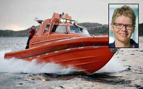 BEKLAGER: Administrasjonssjef Britt Elin Steinveg i Tromsø kommune.
