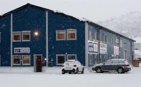 KRISE: Skjervøy Arbeidssamvirke tilbyr spesielt tilrettelagte arbeidsplasser. Hverken styre eller revisor avdekket regnskapsjukset. Foto: Ola Solvang